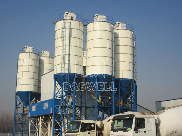 Bolted Type Silo