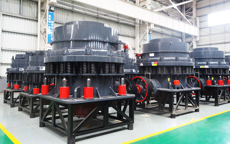 Cone Crusher with Different Types and Specifications