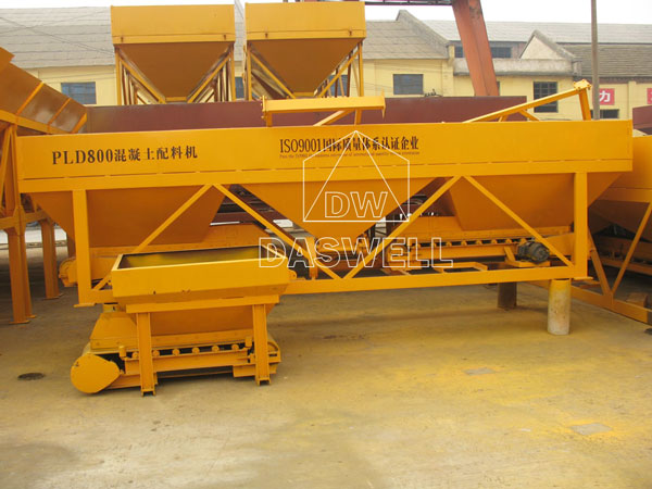 PLD800 Aggregate Batching Machine