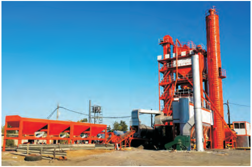 SAP 2000 Asphalt Plant for Sale