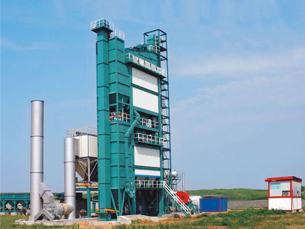 SAP 5000 Hot Mix Asphalt Plant