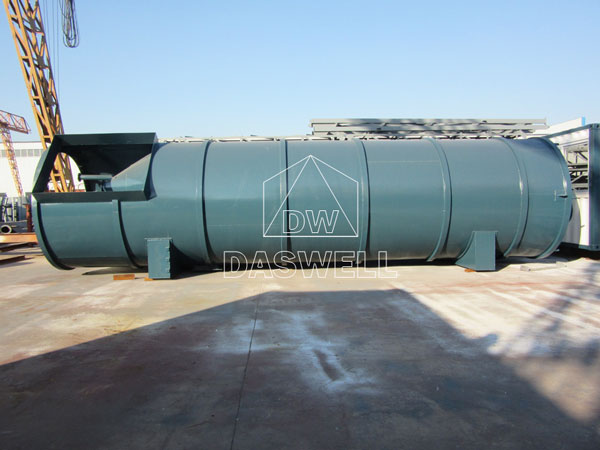 component of asphalt batching plant