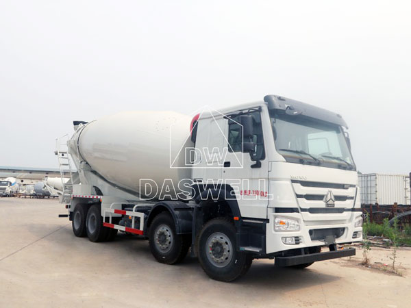 DW 6 concrete transit mixer for sale philippines