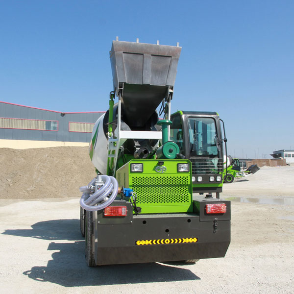 Daswell self loading mixer for sale