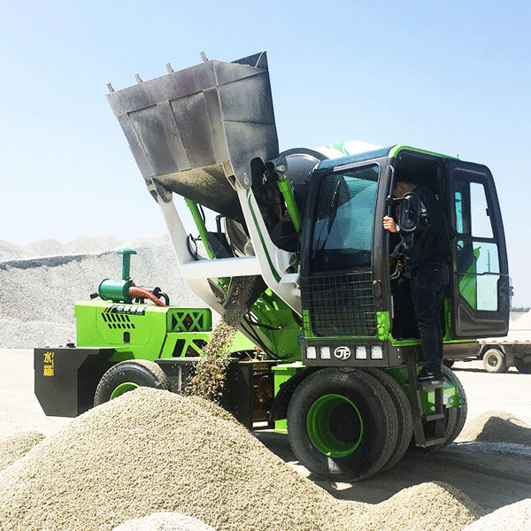 daswell self loading mixer in philippines