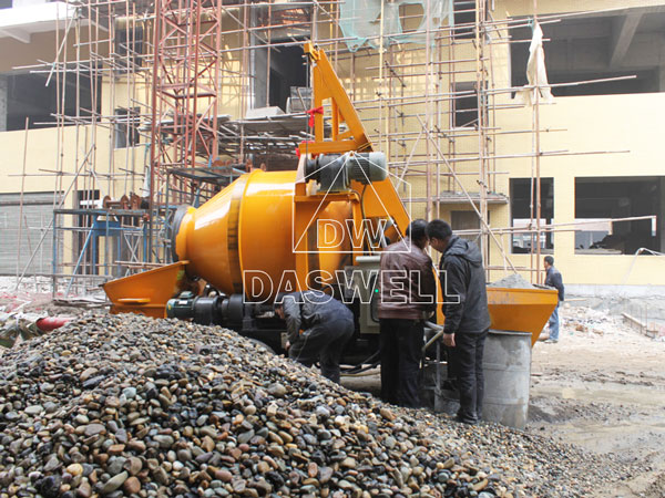 factory construction application