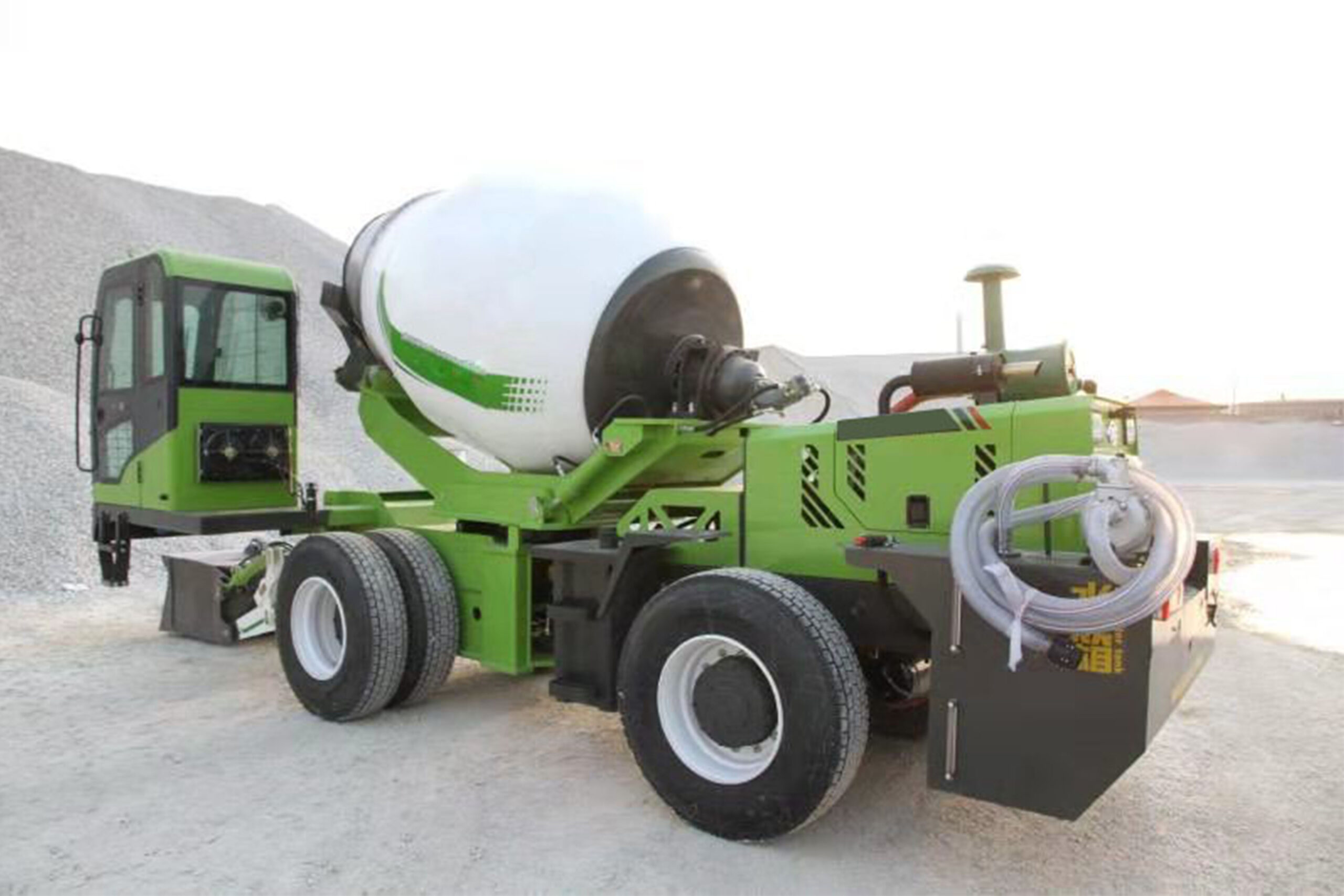 self-loading mixer for sale