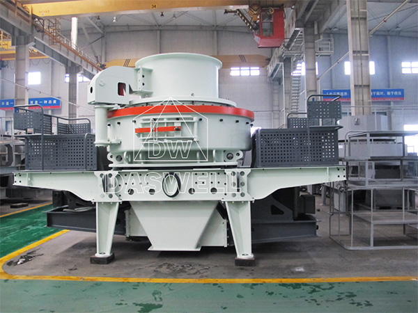 Vertical Shaft Impactors in Our Factory